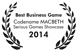 Best Business game award